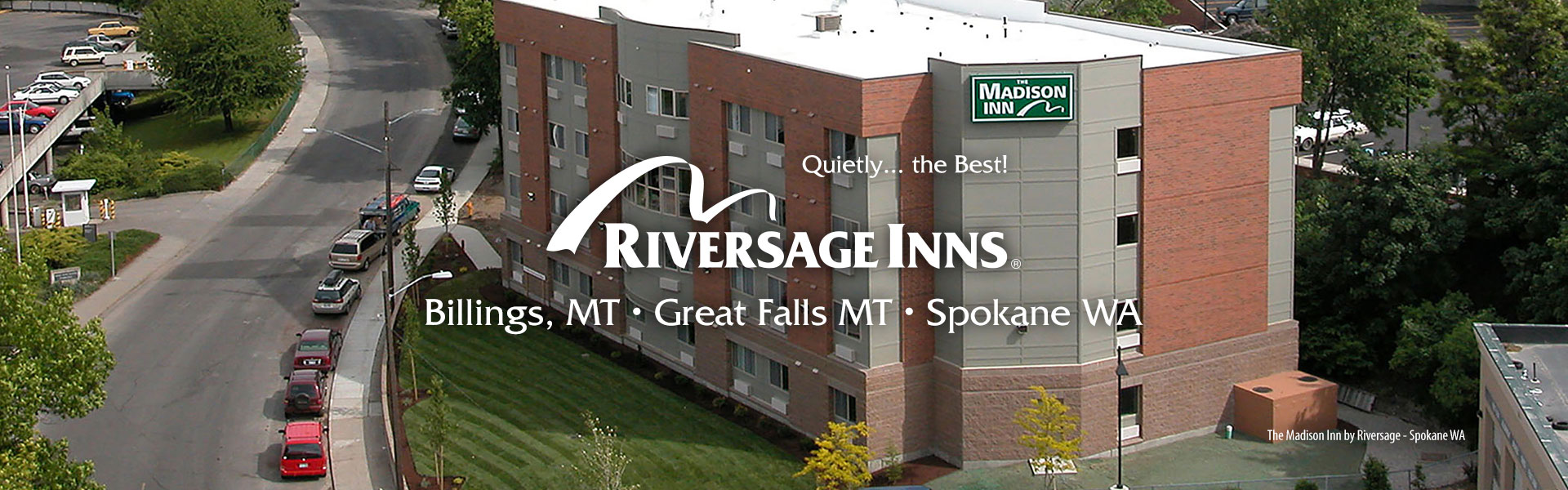 Riversage Inns - Quality, Affordable Lodging - Billings MT, Great Falls MT and Spokane WA
